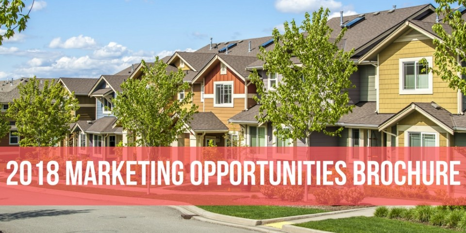 2018 Marketing Opportunities Brochure
